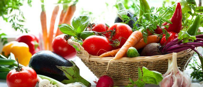 Овощи при панкреатите