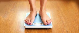 Панкреатит и вес человека