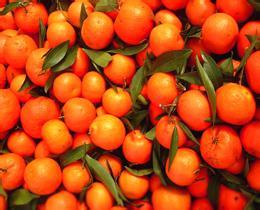 Цитрусовые - мандарины