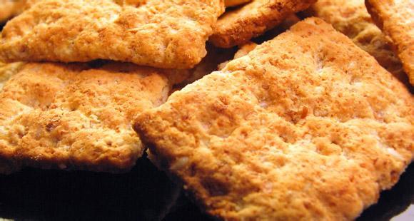Сухари (крекер)