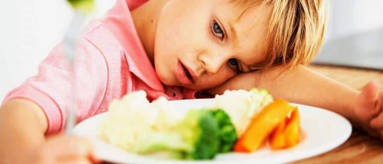 Меню при панкреатите детям, что разрешено кушать. Диета ребенку при панкреатите.