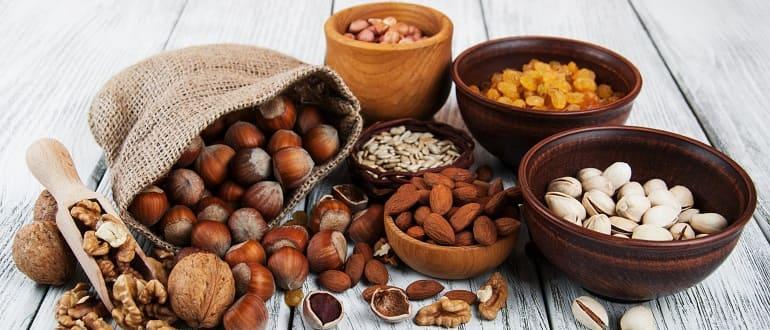 Можно ли при панкреатите употреблять орехи